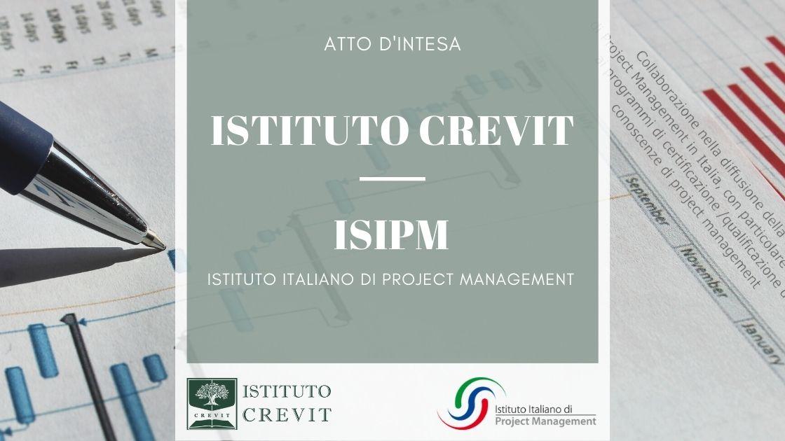 ISIPM ed Istituto CREVIT per il project management