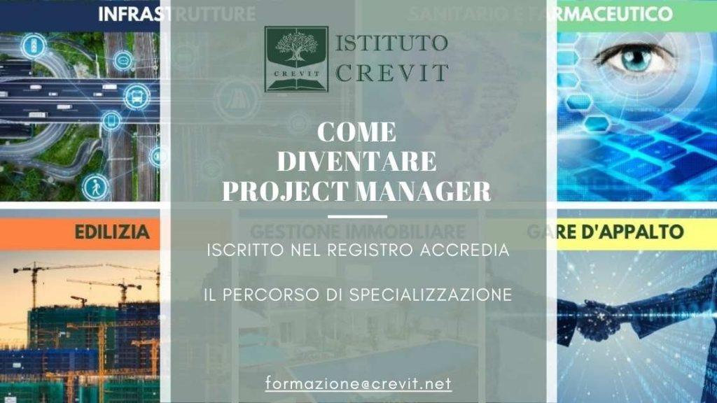 corso di project management con specializzazione