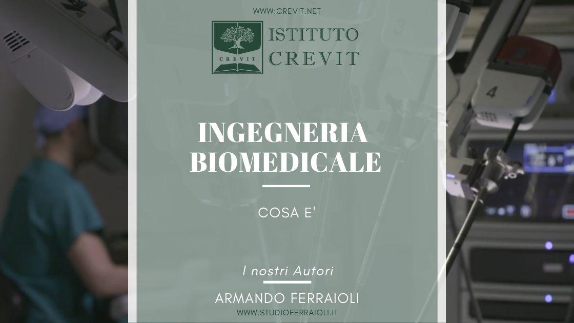 ingegneria biomedicale