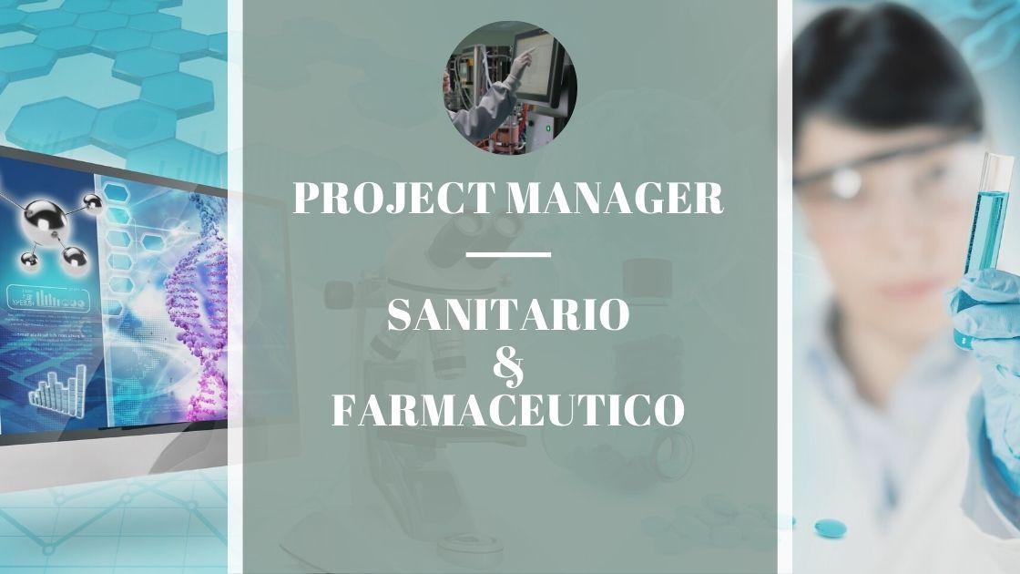Project Manager Sanitario Farmaceutico Istituto CREVIT