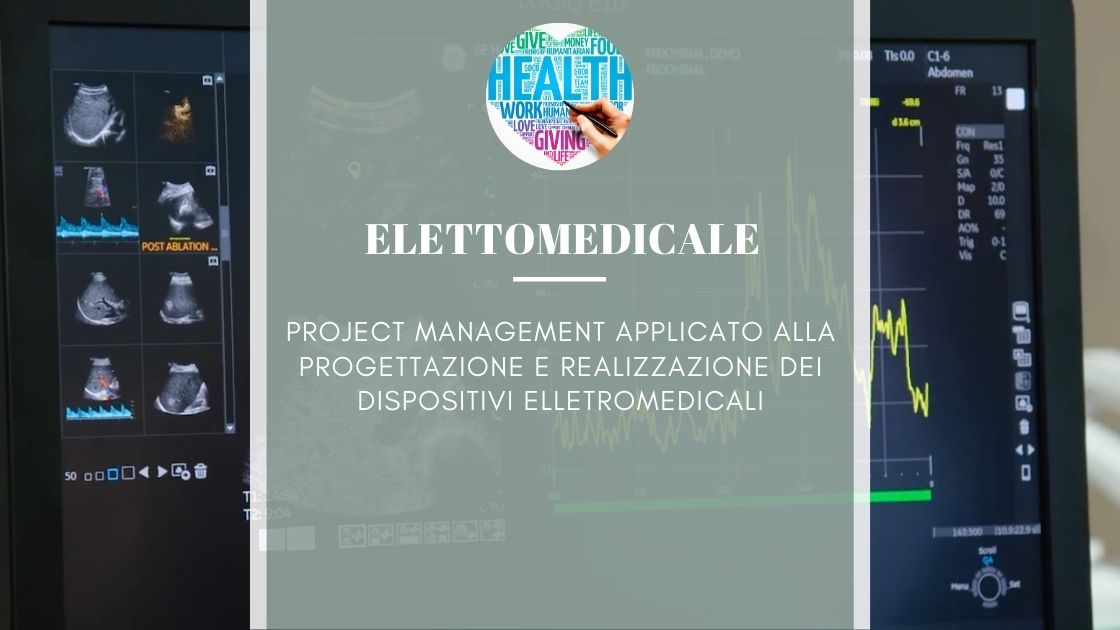 Project Management nell'elettromedicale