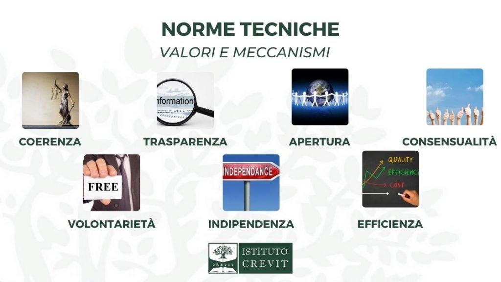 Concorsi Project Manager: Norme Tecniche, valori e meccanismi